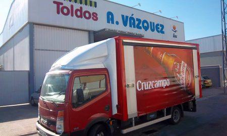 TOLDOS Y LONAS EN ALMENDRALEJO A.VAZQUEZ