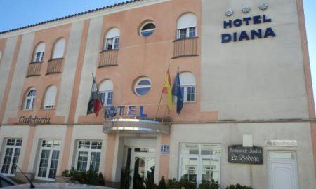 HOTEL DIANA – RESTAURANTE ASADOR