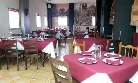 RESTAURANTE Y CAFETERIA EN DON BENITO HERMANOS TORRES