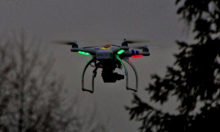 ESPAÑA DRONES EN EXTREMADURA