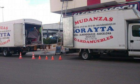 GUARDAMUEBLES EN BADAJOZ BORAYTA EXTREMADURA