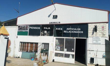 La mejor tienda de Animales en Cáceres Animalia