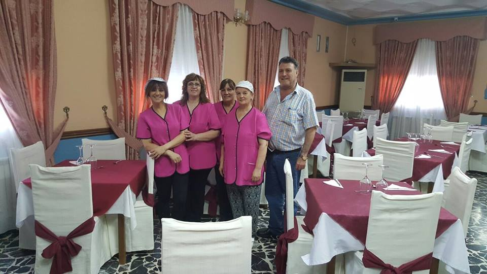 Hostal restaurante Moraleja El Volante