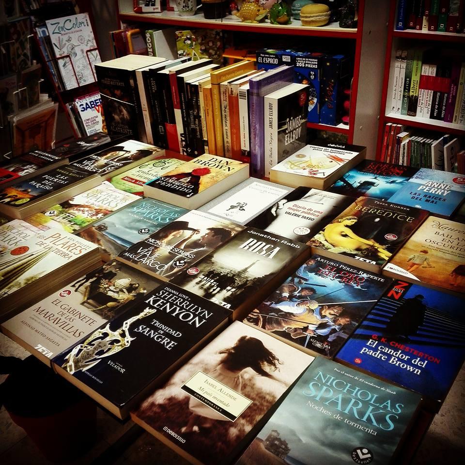españa libreria papeleria en almendralejo ramos s.l