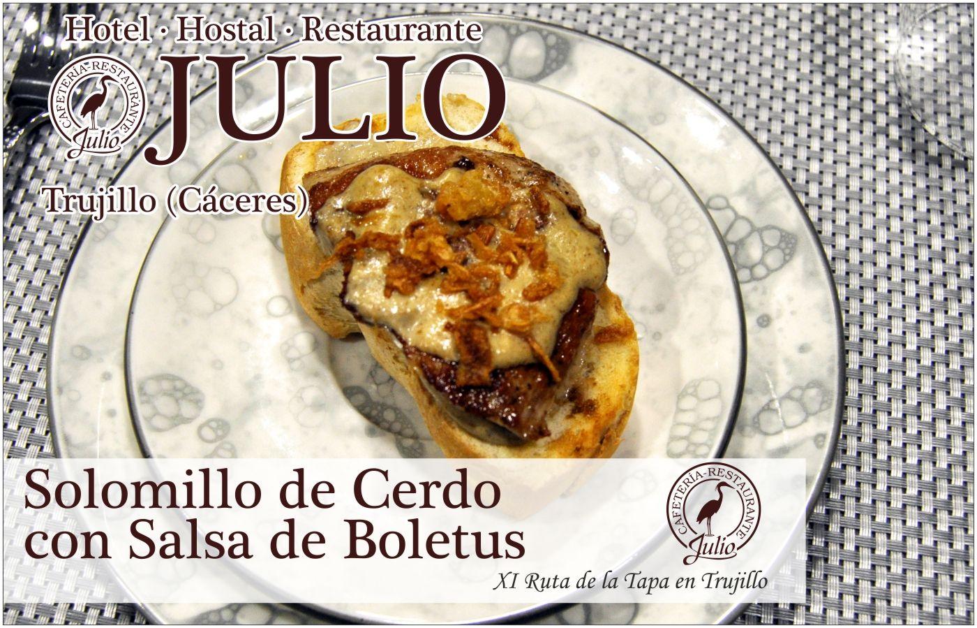 ESPAÑA RESERVA HOTEL EN TRUJILLO JULIO