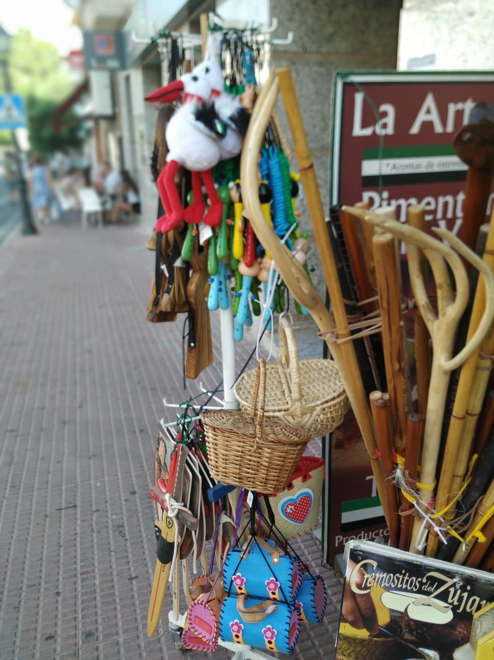 Antiguedades en la vera La Artesa Gourmet Jarandilla