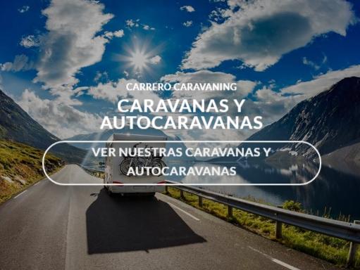 Venta de Autocaravanas en Extremadura Carrero Cáceres