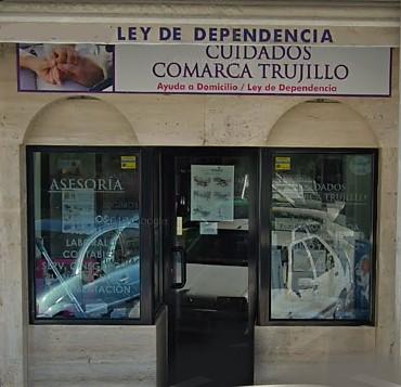 Ayuda a la ley de la dependencia Comarca Trujillo