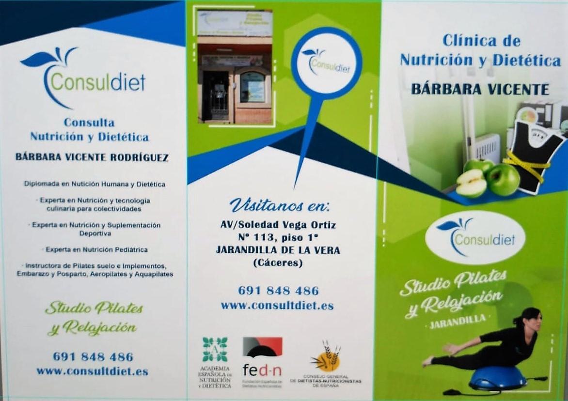CENTRO DE PILATES EN JARANDILLA DE LA VERA CONSULDIET