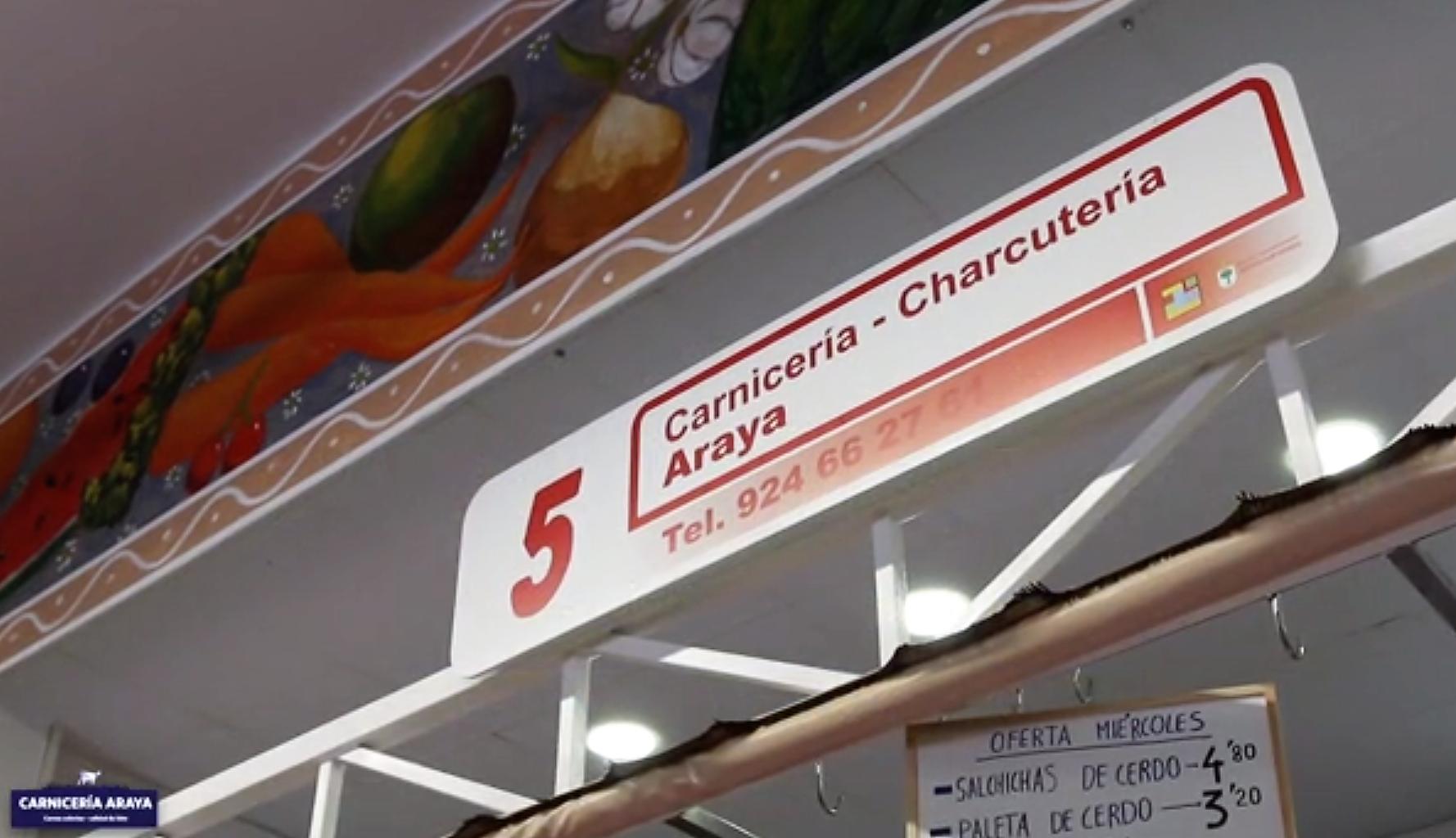 españa carniceria especializada araya