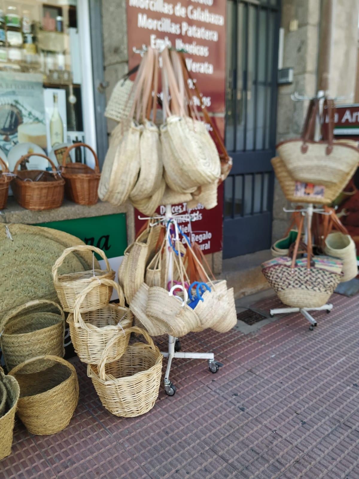 Cesteria en la Vera La Artesa Gourmet Jarandilla