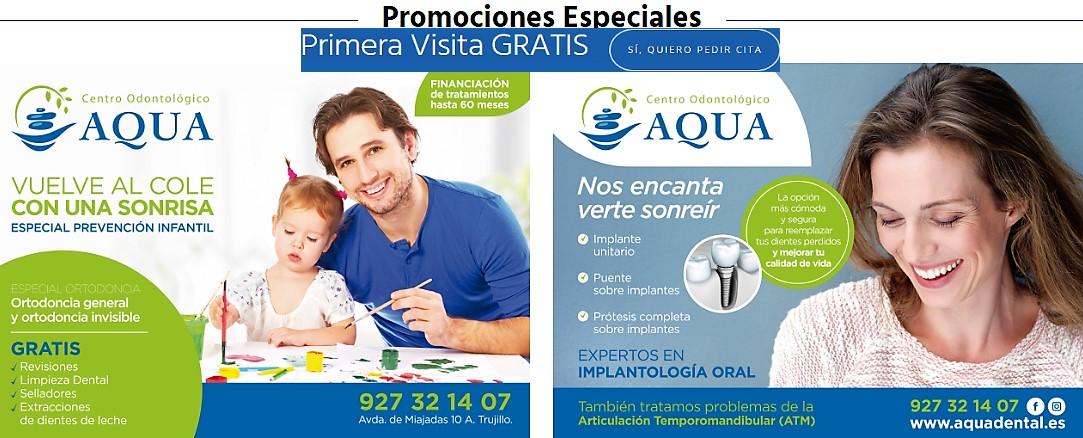 España - Centro Odontológico en Trujillo AQUA CLÍNICA DENTAL