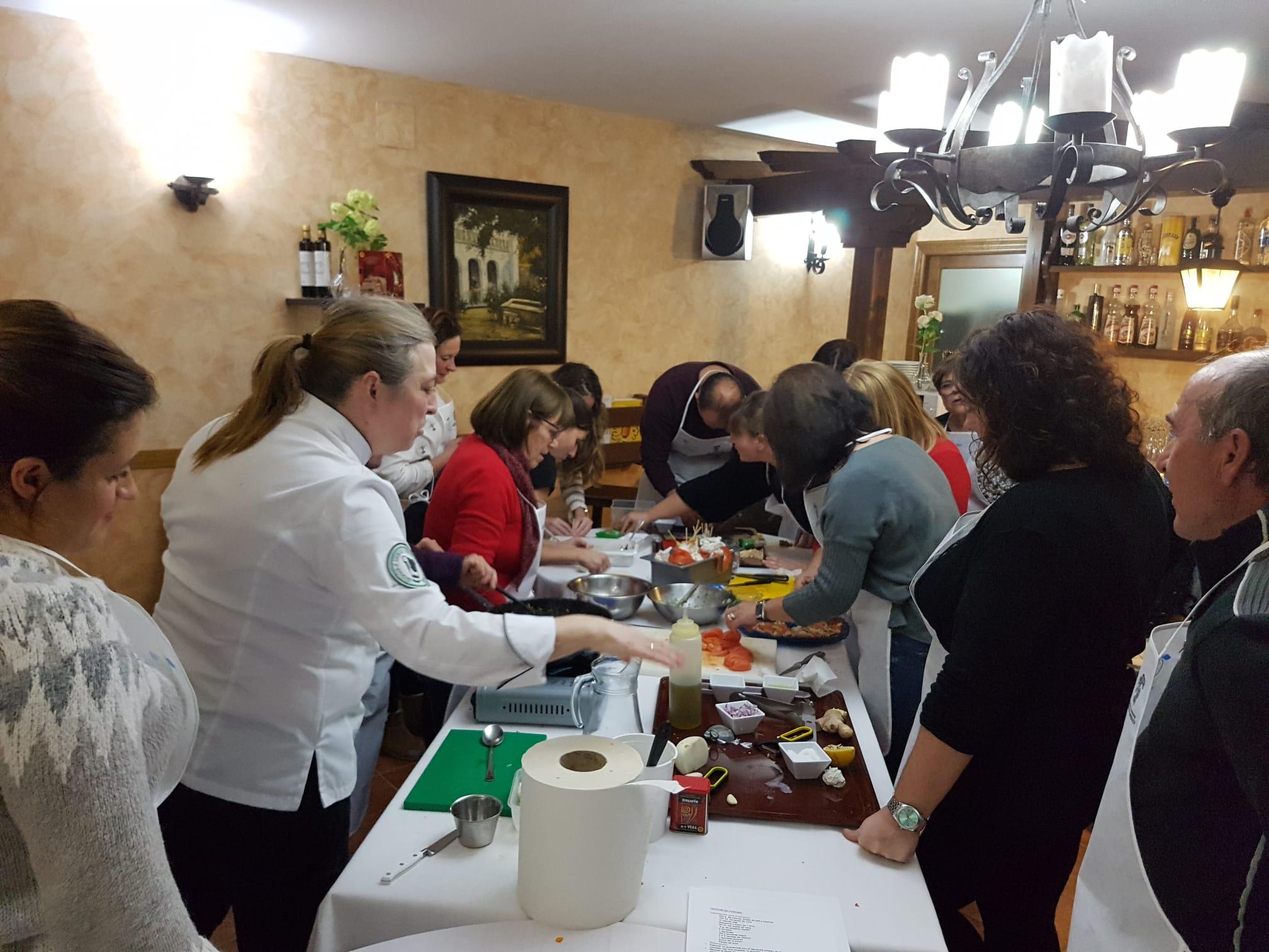 Cursos de nutrición bio en la Vera Jarandilla Consuldiet