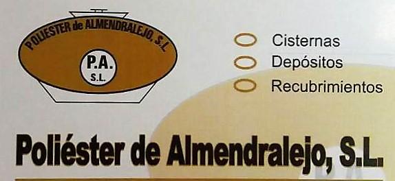 Depositos de Poliester en Extremadura Poliéster Almendralejo