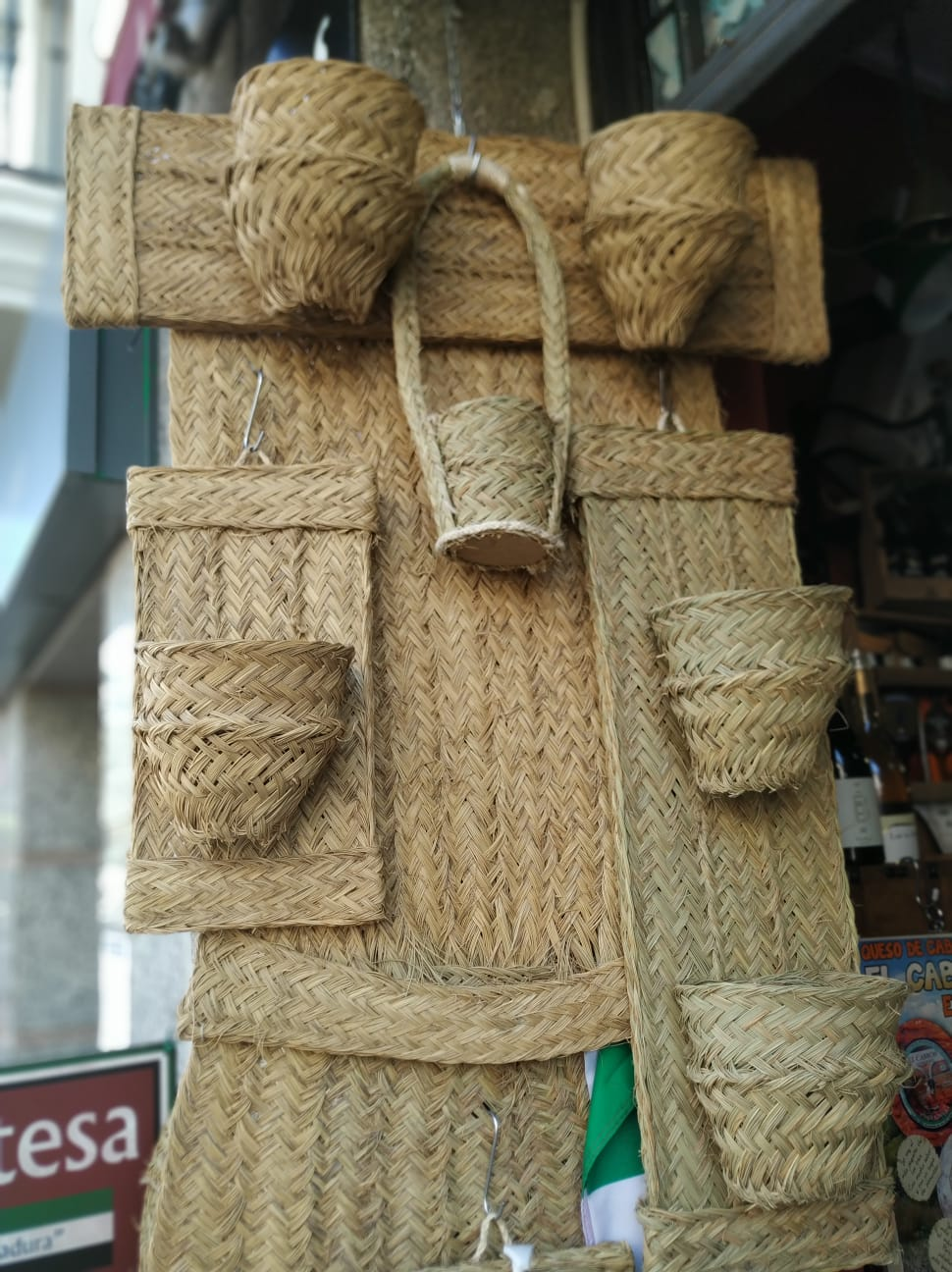 Donde comprar cestas en la vera La Artesa Gourmet Jarandilla
