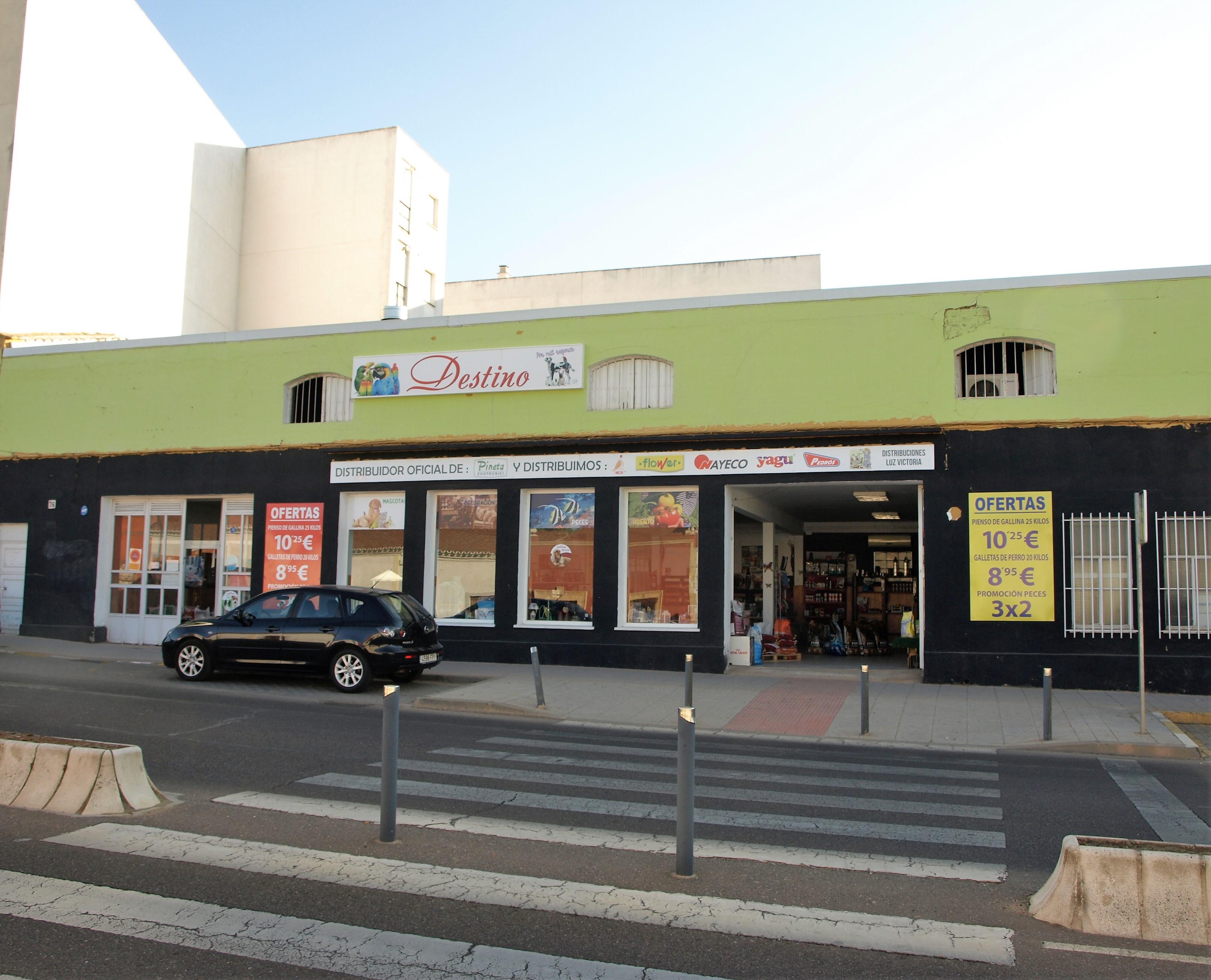 España Tienda De Animales En AlmendralejoDestino