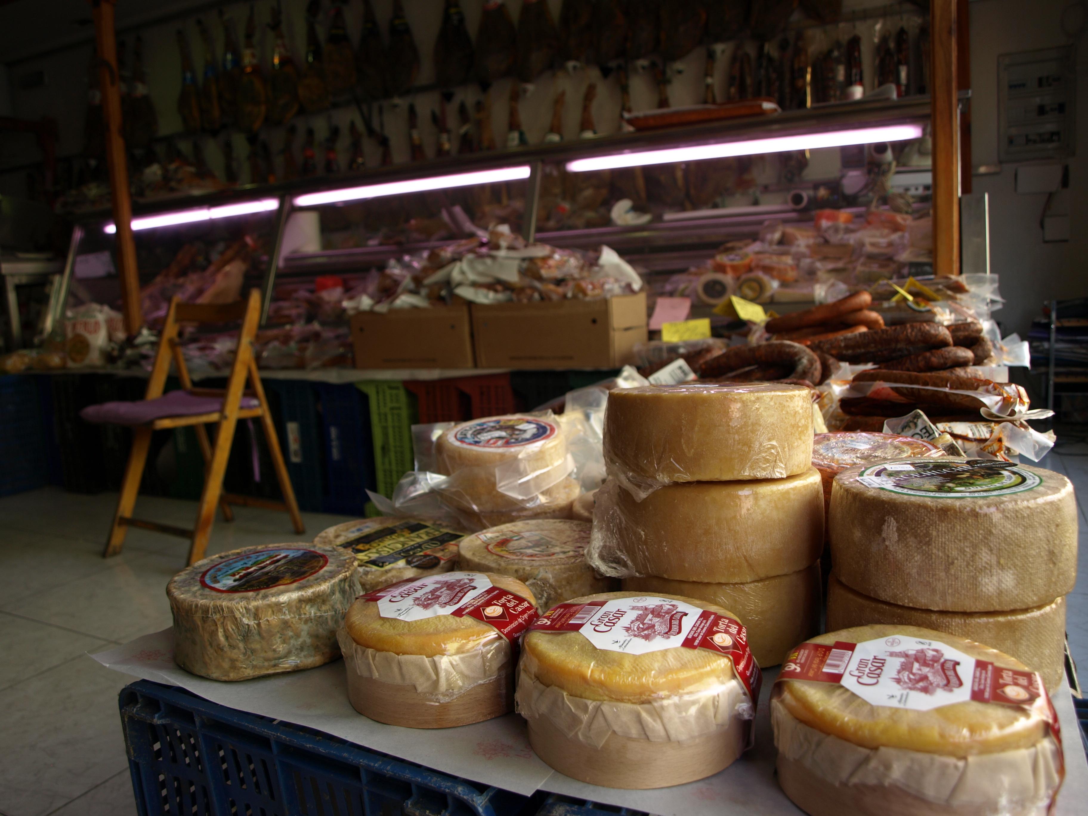productos bellota Cáceres La huerta