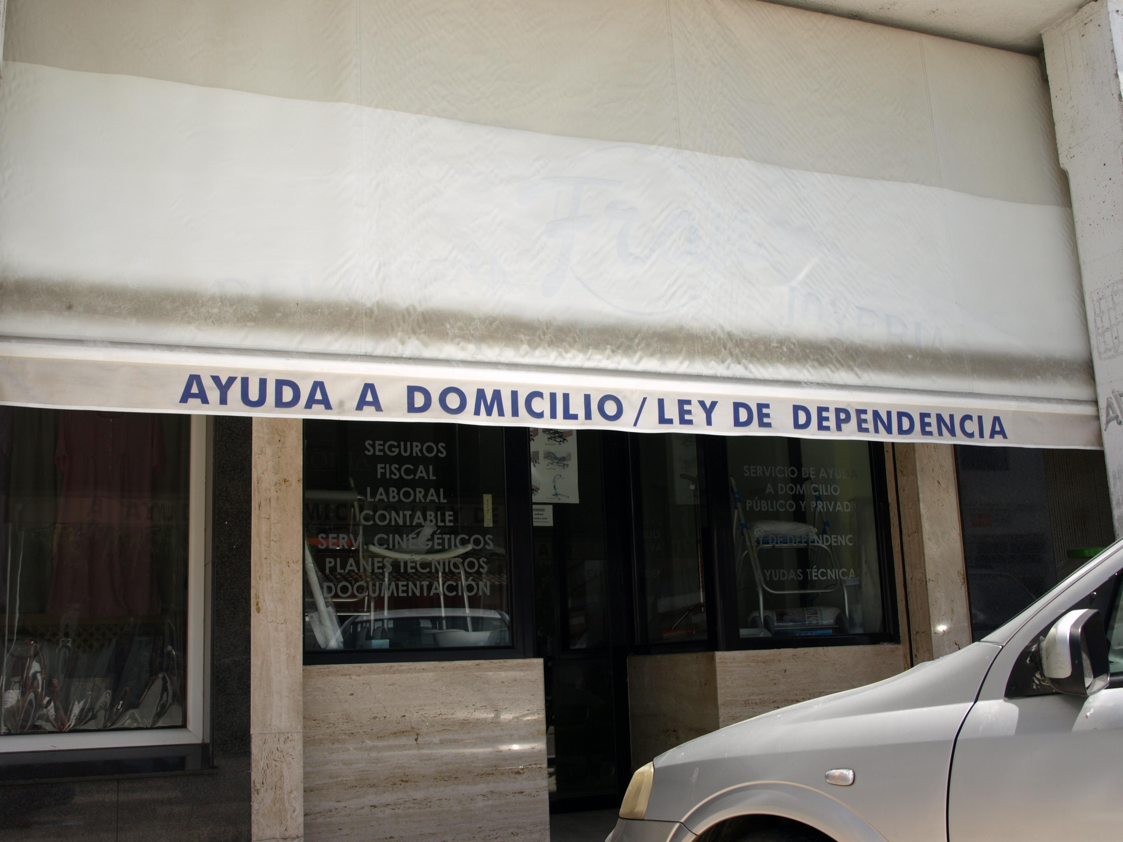 AYUDA A DOMICILIO Y LEY DE LA DEPENDENCIA EN TRUJILLO , CUIDADOS COMARCA TRUJILLO