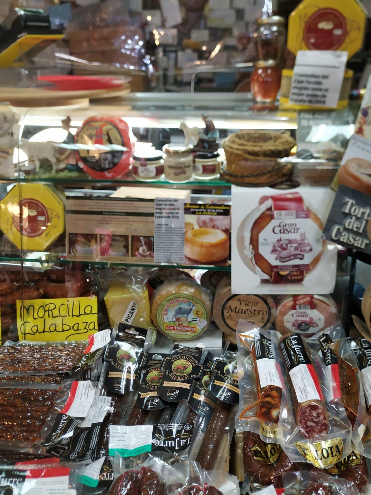 Embutidos de la Vera La Artesa Gourmet Jarandilla