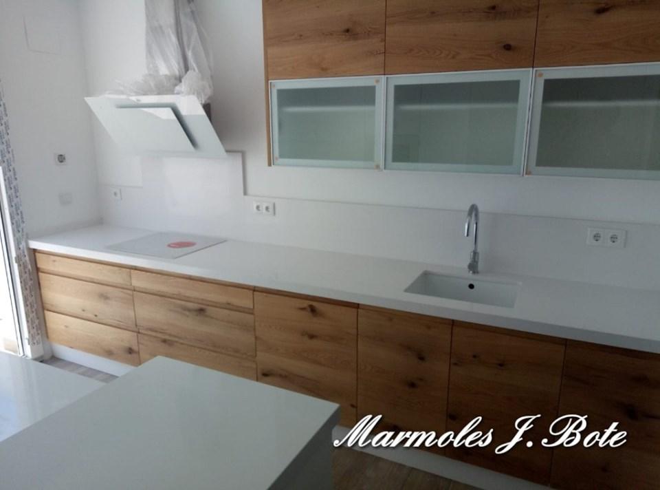 Fabrica Encimeras de mármol en Almendralejo J.Bote Fabrica