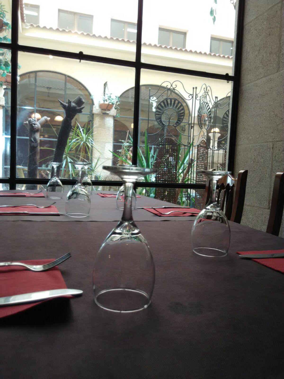 españa tapería restaurante en cáceres la fusa