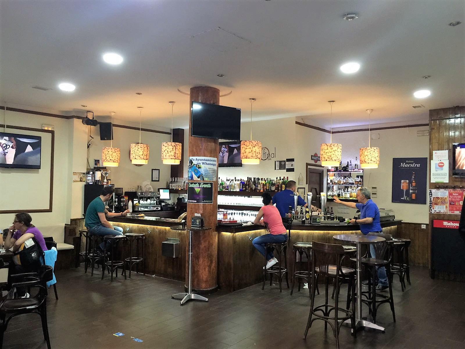 españa bar café coctelería en navalmoral de la mata - final