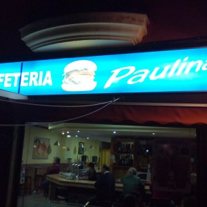 Cafetería Hamburguesería Bocatería En Losar De La Vera Paulina