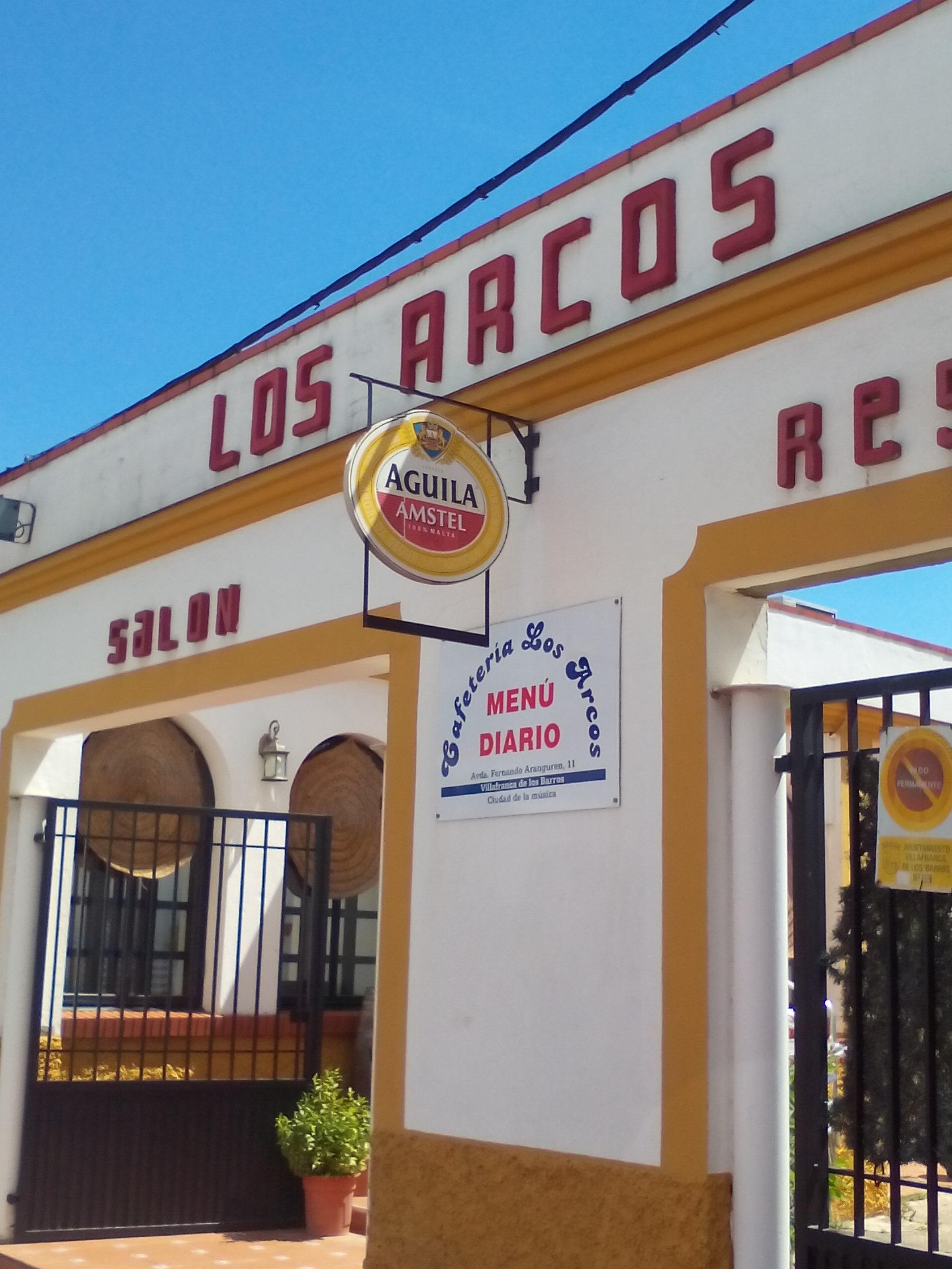 españa restaurante cafeteria en villafranca de los barros los arcos