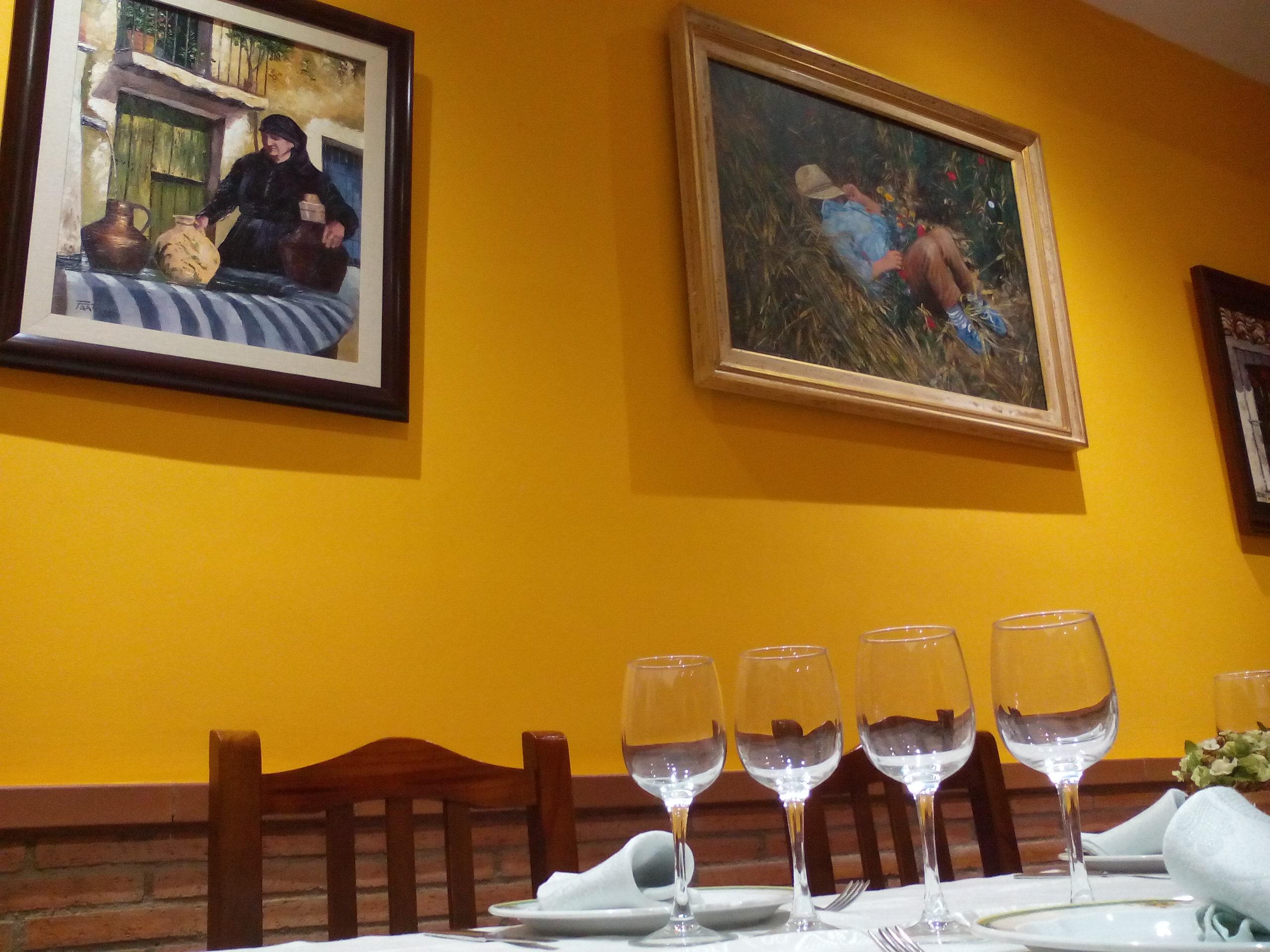 Restaurante en Ruanes La Cañada