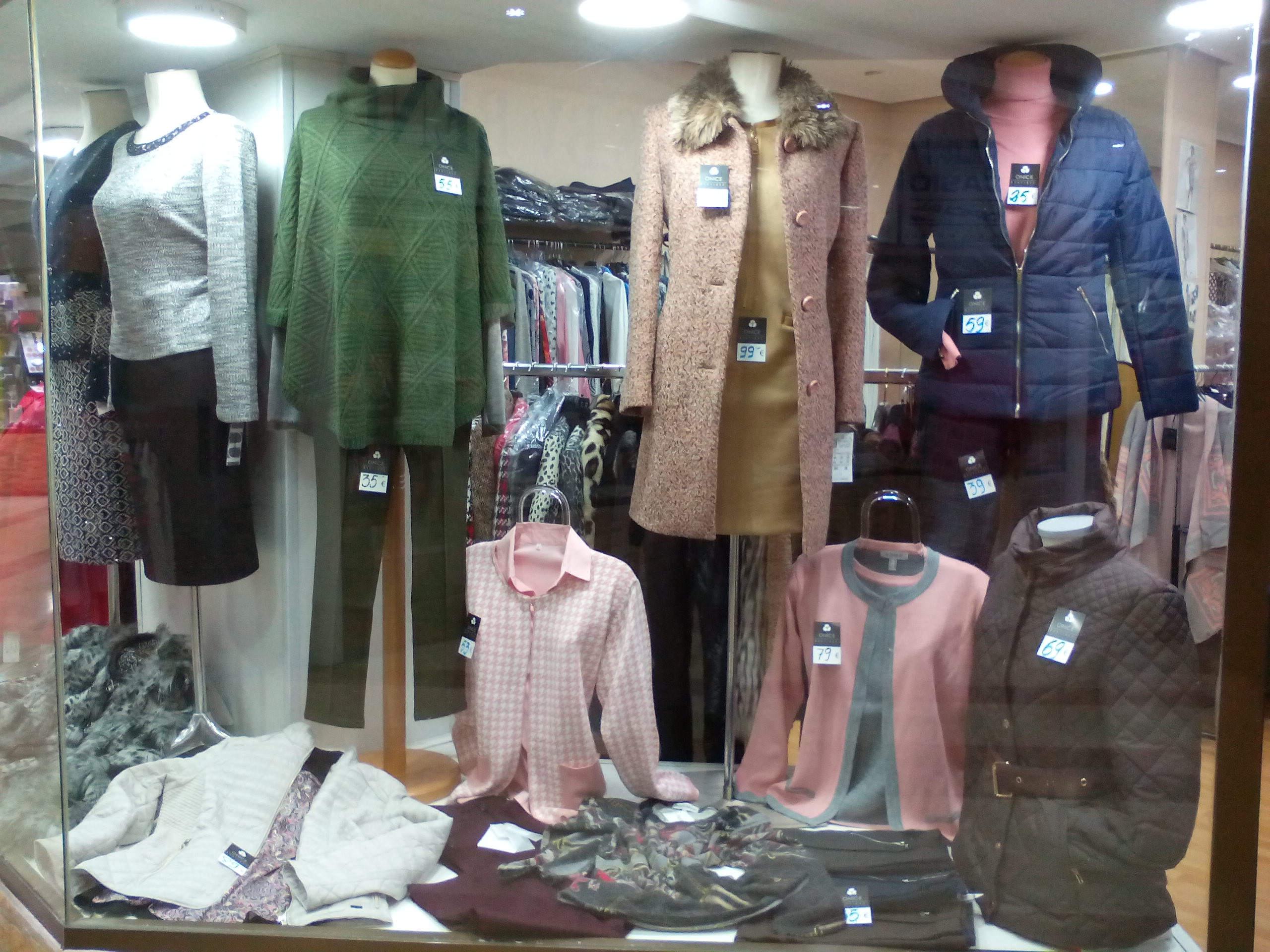 Moda mujer Caceres Onice