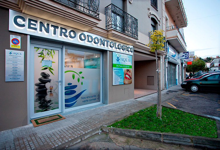 españa clinica dental en trujillo aqua