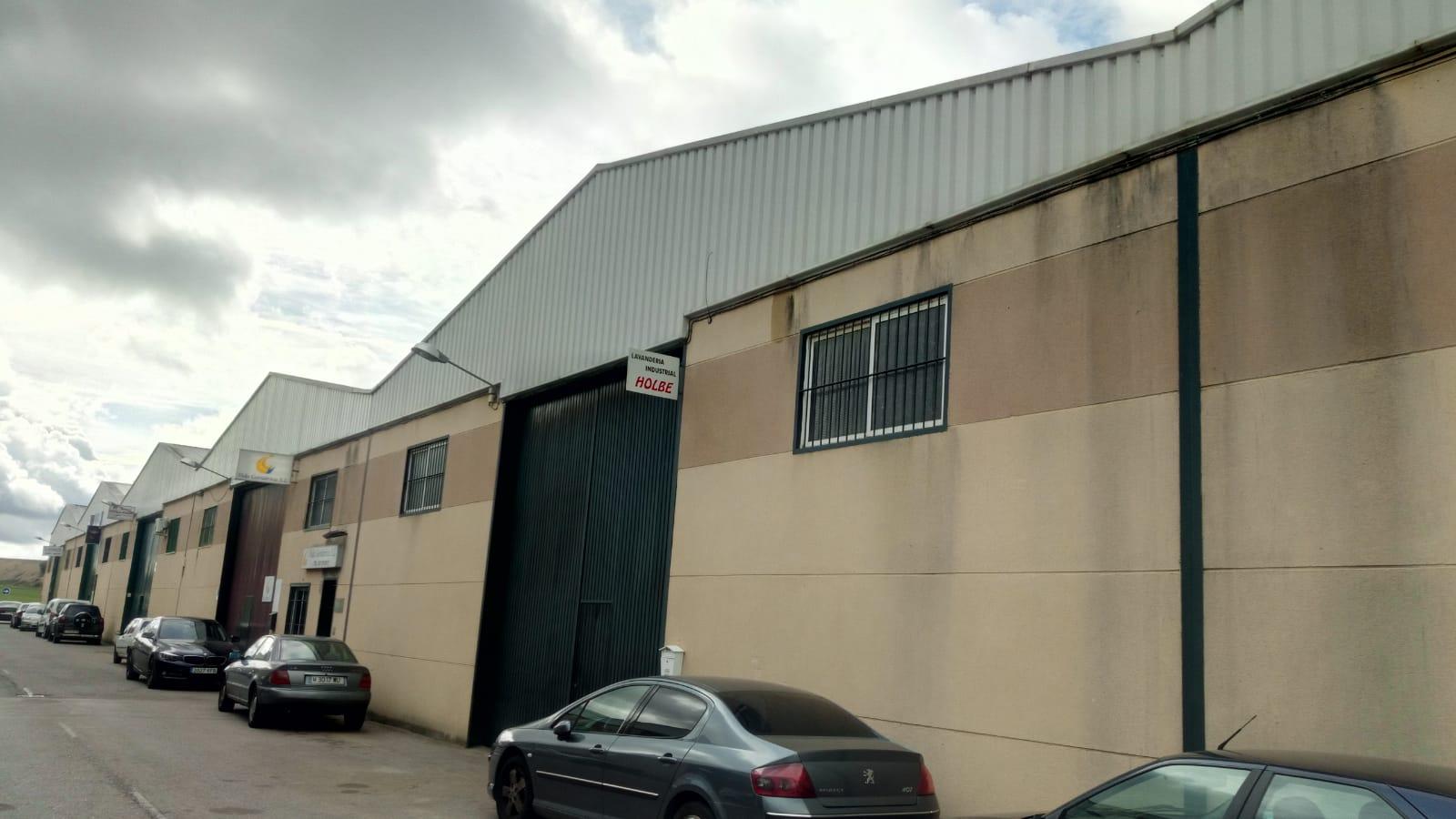 España Lavandería industrial en Cáceres Holbe Las Capellanias