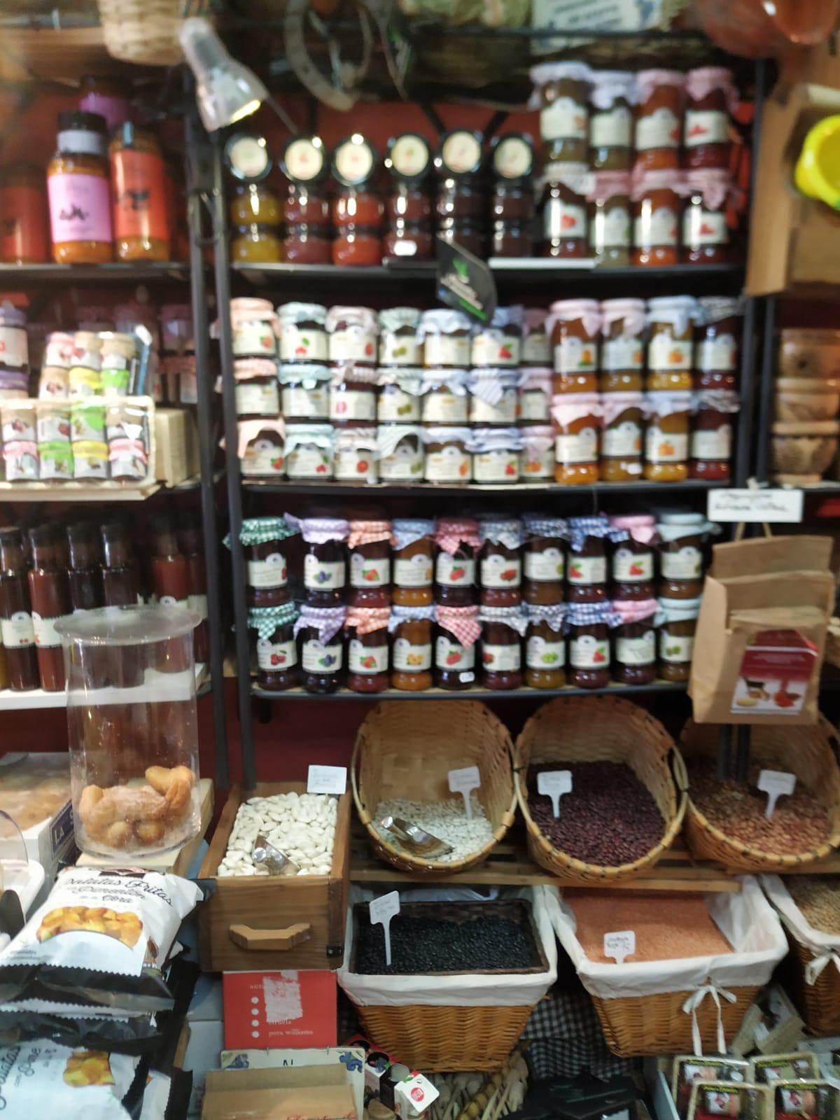 Mermeladas caseras de la vera La Artesa Gourmet Jarandilla de la Vera