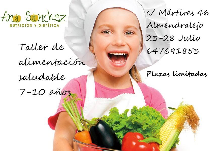 España Nutricionista dietetíca en Almendralejo Ana Sanchez