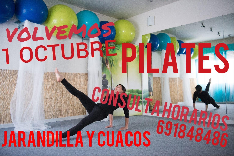 Pilates Consuldiet Jarandilla de la Vera