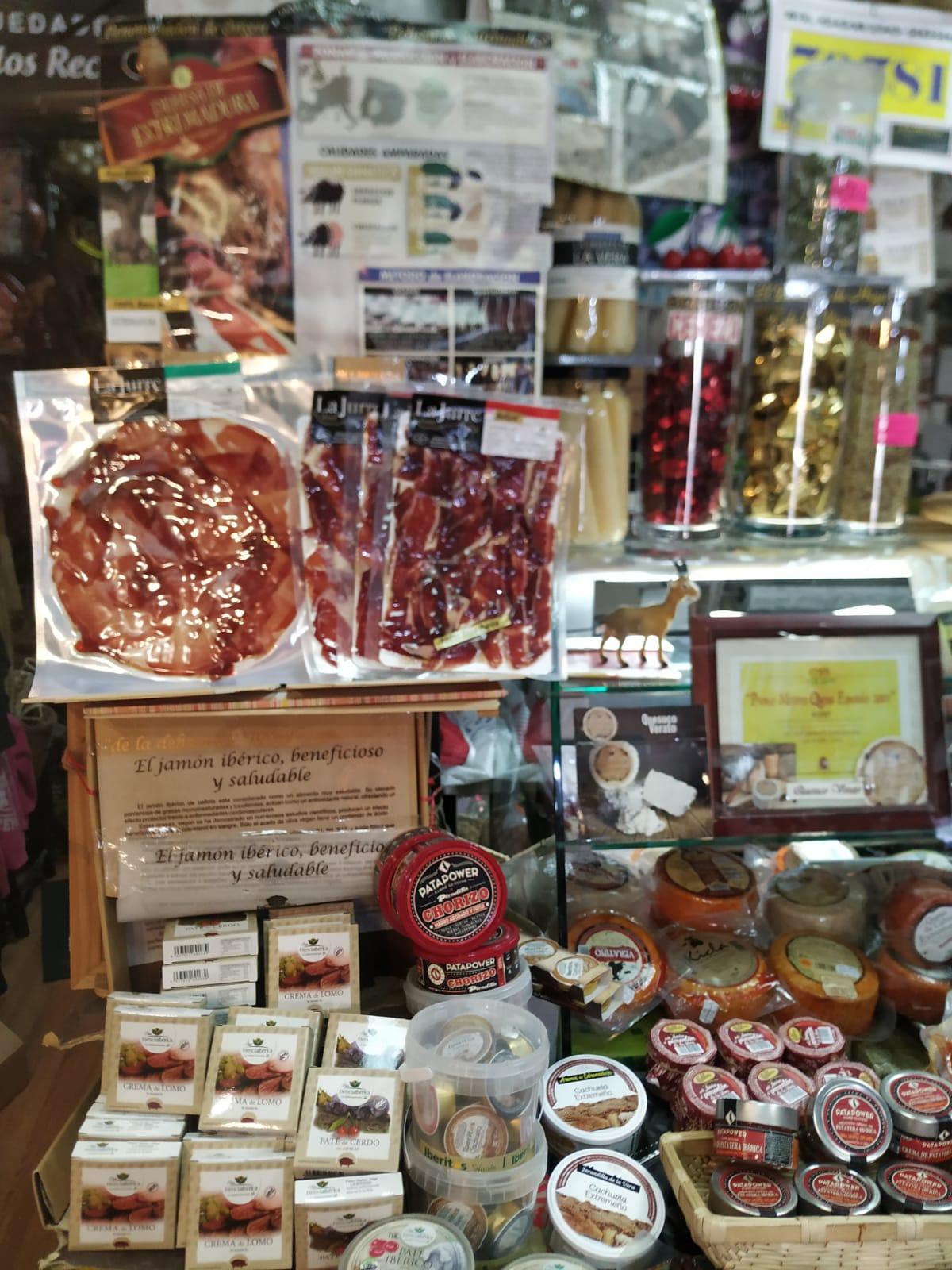 Productos de la vera La Artesa Gourmet Jarandilla