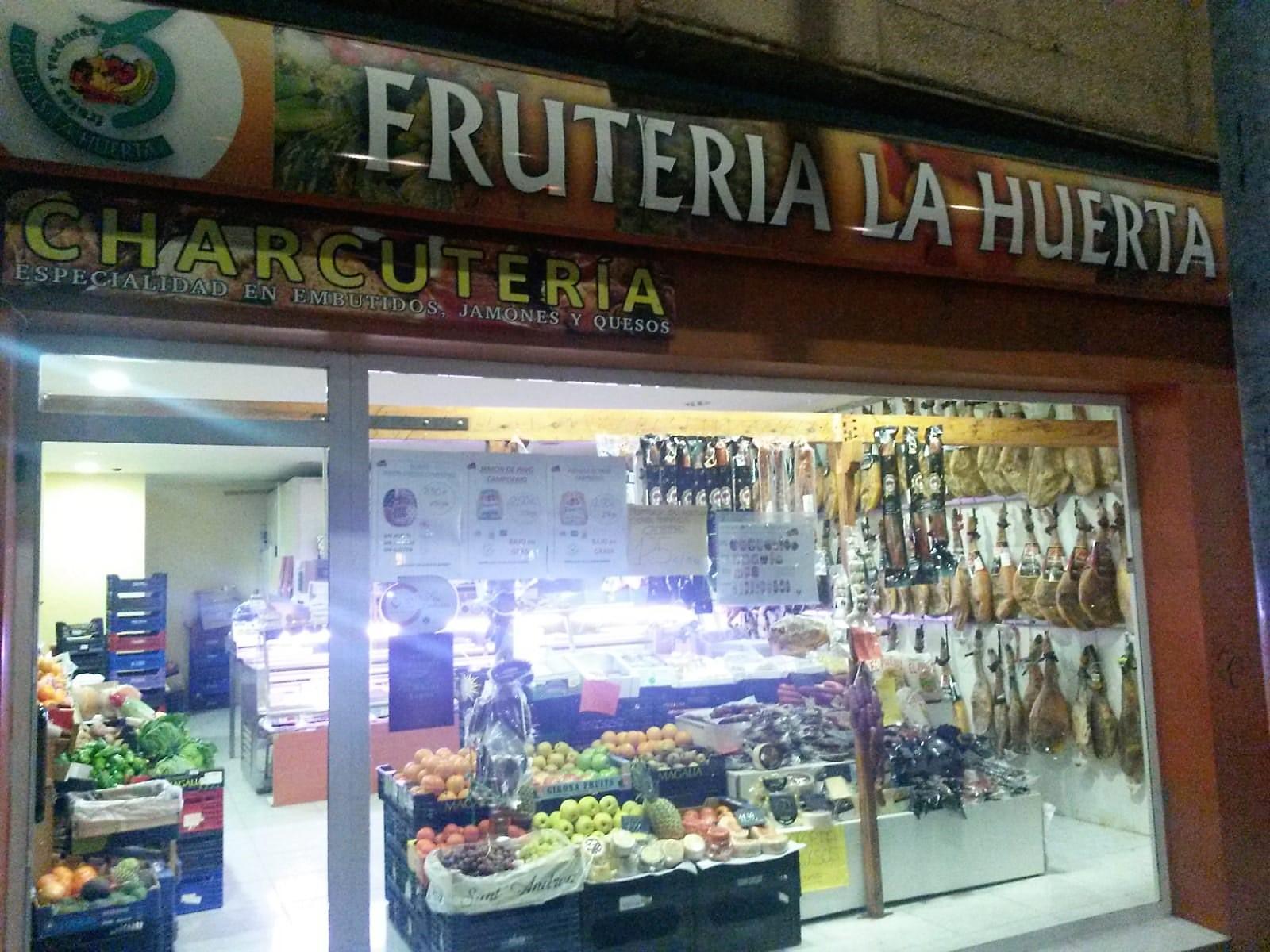 España Productos extremeños en Cáceres La Huerta Antonio Urtado