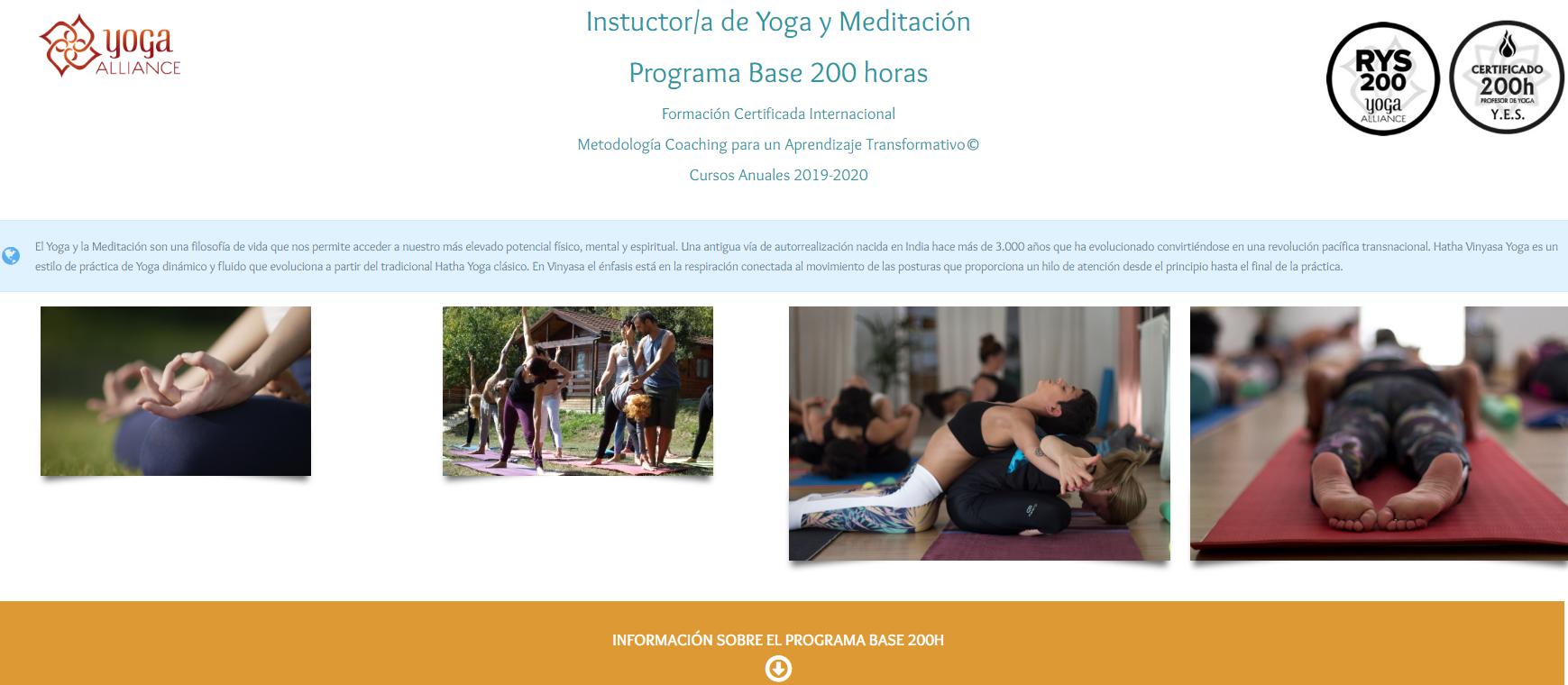 Profesor Instructor de yoga en Almendralejo