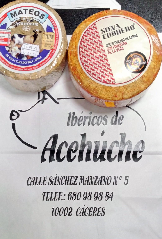 Productos ibéricos en Cáceres Acehuche