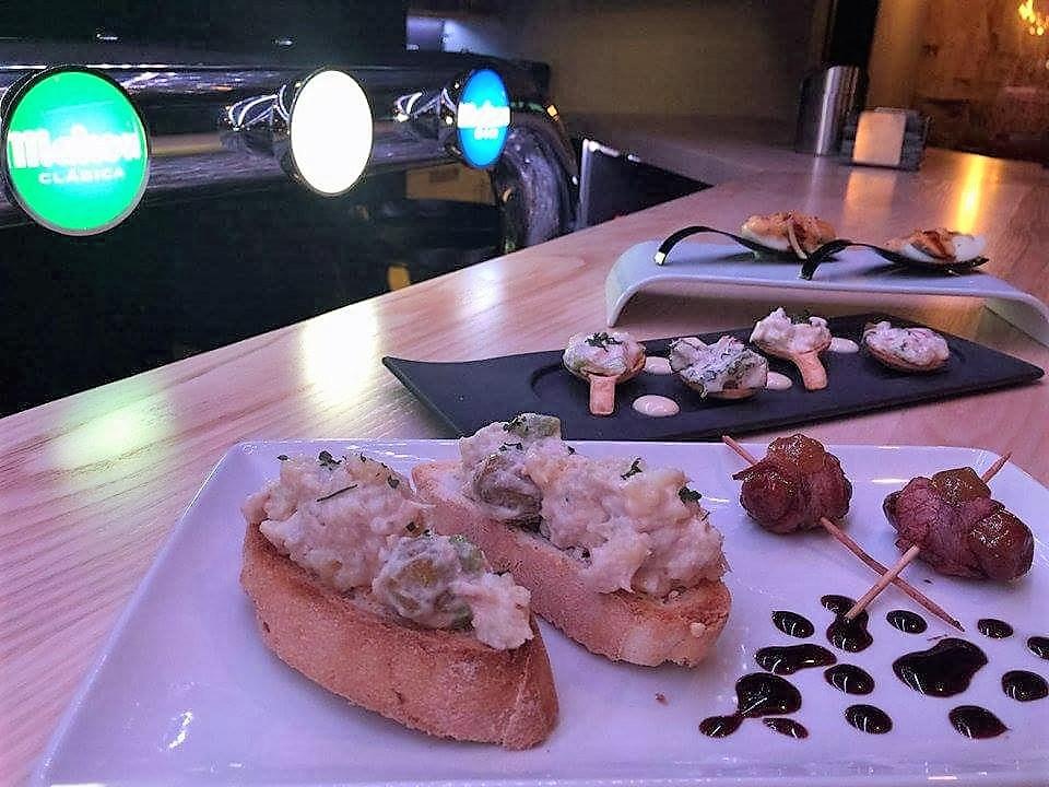 restaurante cocina de autor Cáceres Cataleya