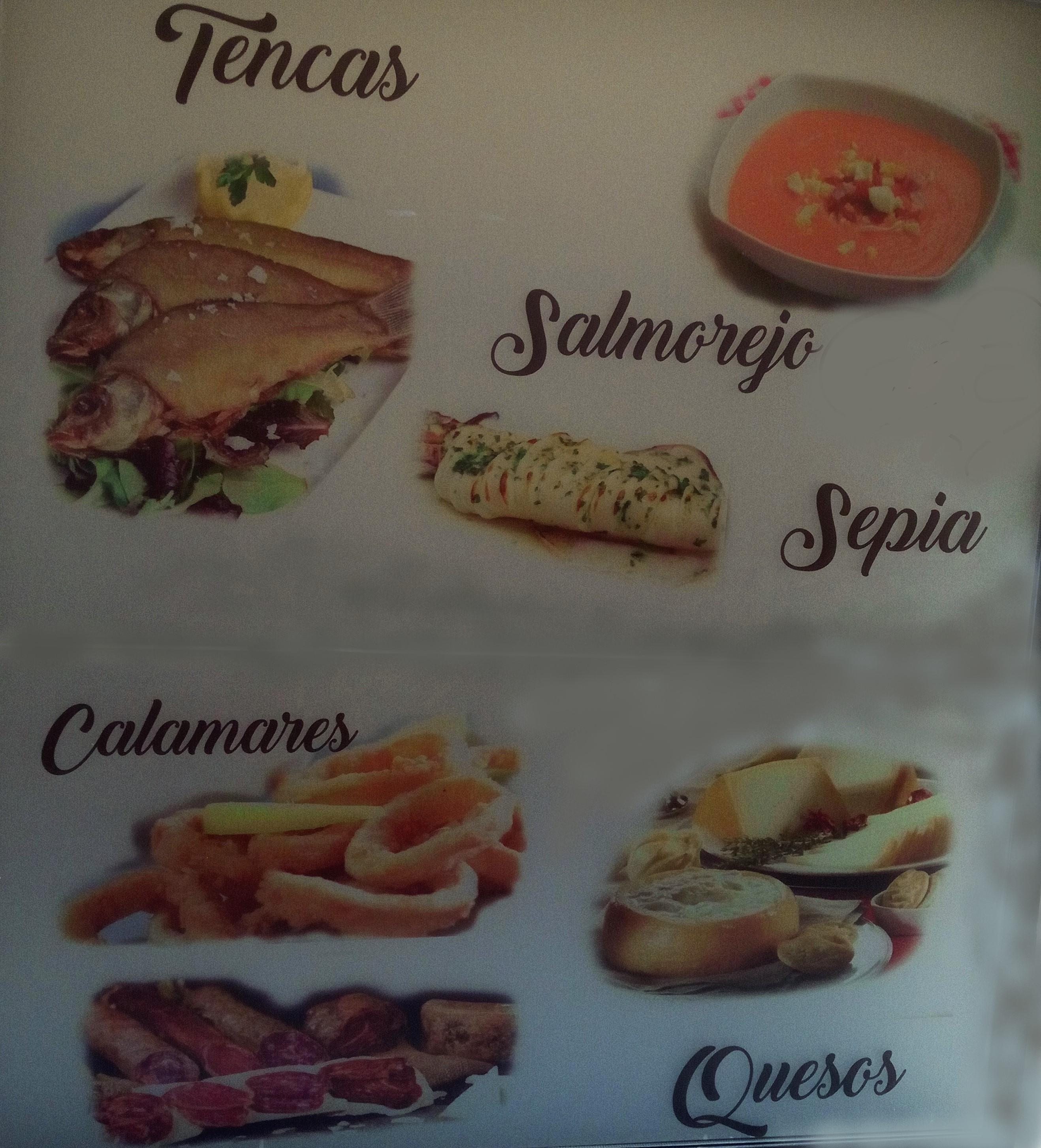 Famosas Tencas ancas de rana en Cáceres Restaurante la Fusa