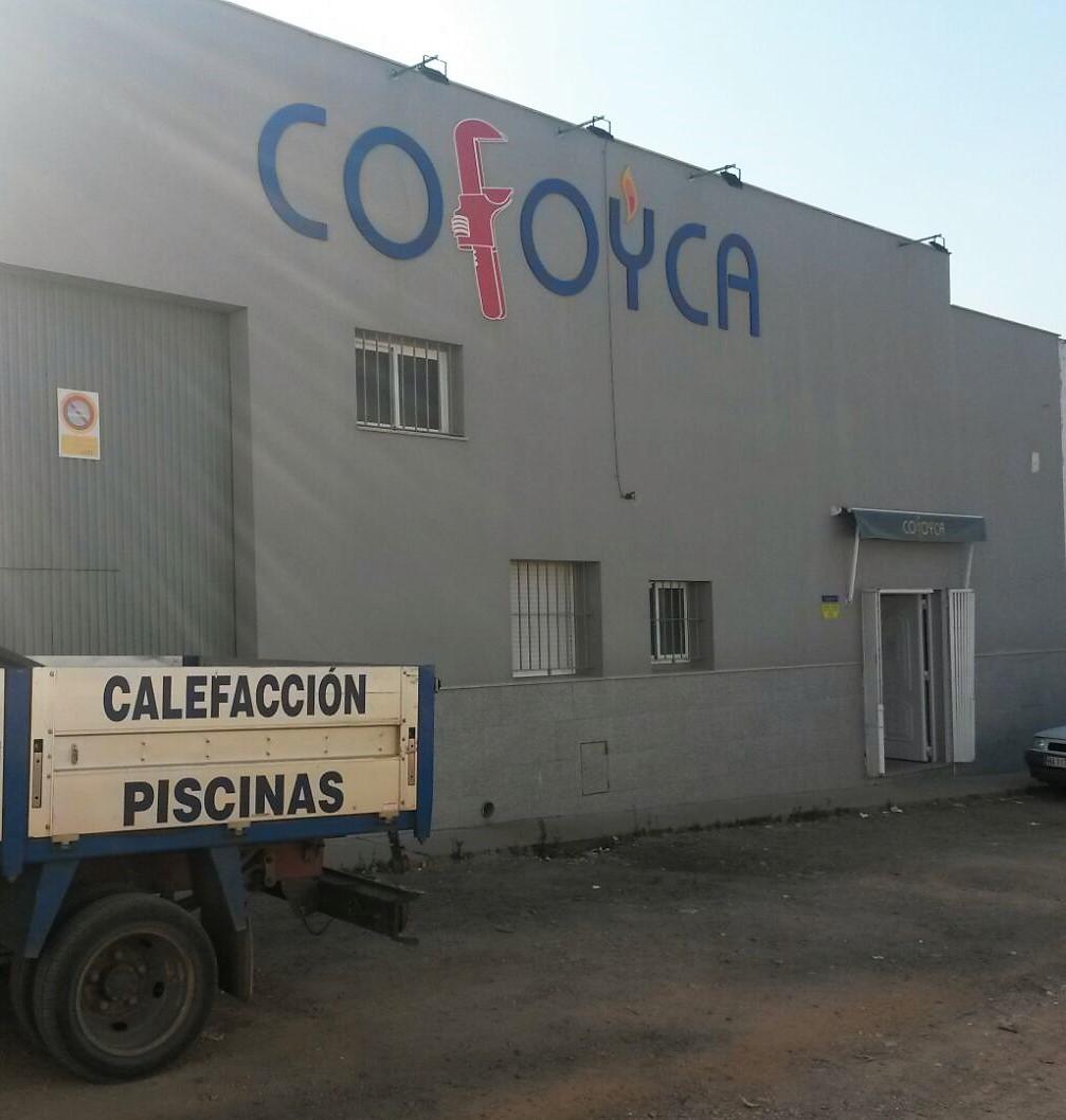 ESPAÑA SUMINISTROS EN ALMENDRALEJO COFOYCA FONTANERIA