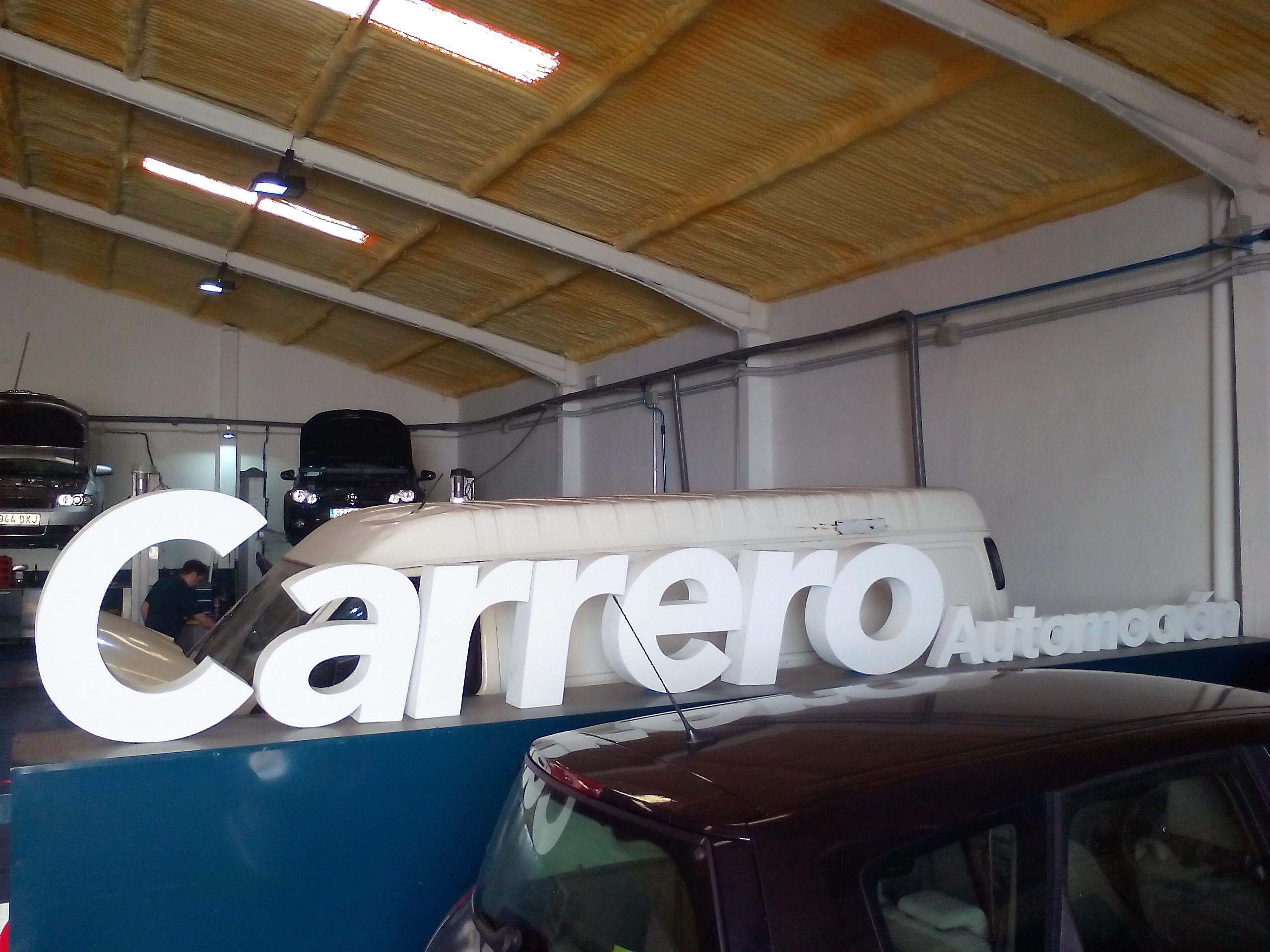 TALLER MECANICO EN CACERES CARRERO