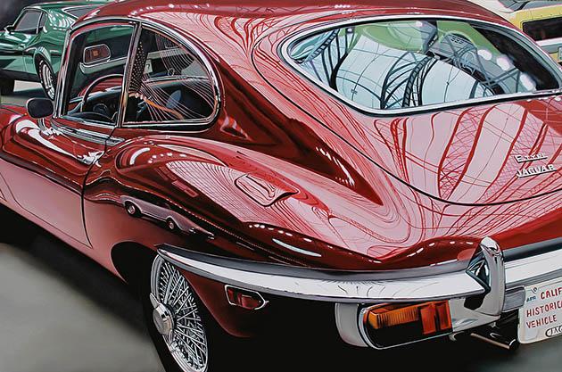 Taller chapa y pintura coche clásico en Zafra Padilla Pintar coche