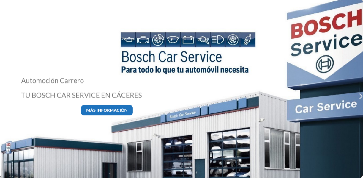 Talleres Mecánicos Cáceres Carrero