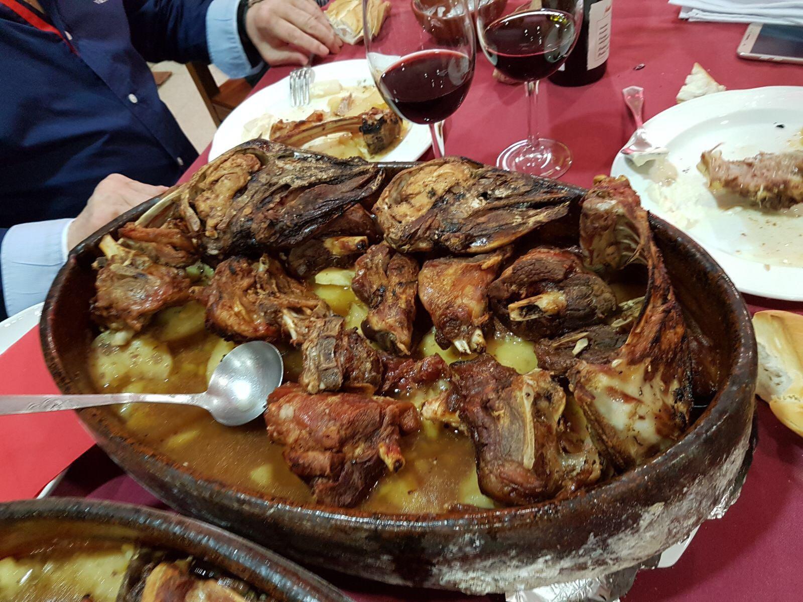 españa pollos al cabron, comida para llevar restaurante, navalmoral de la mata el burladero