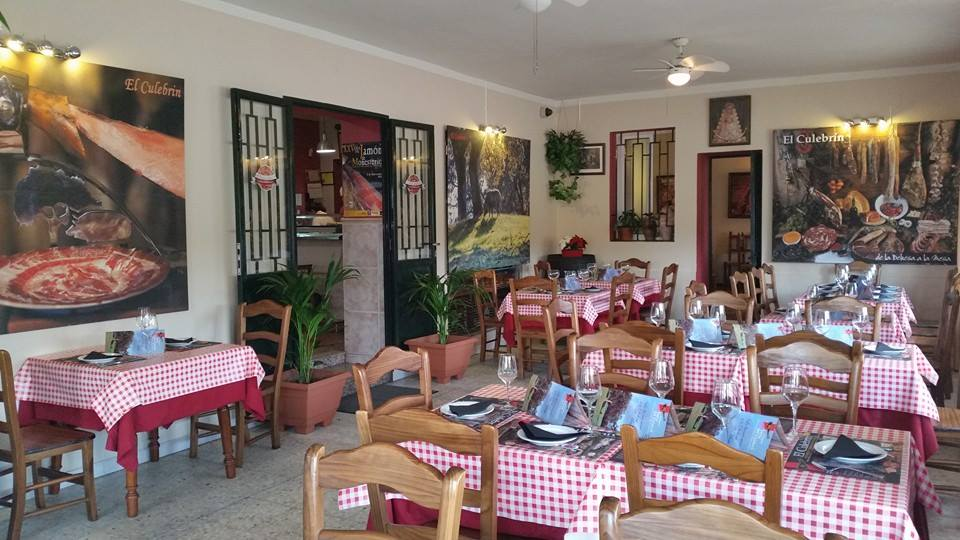 españa restaurante monesterio venta el culebrin