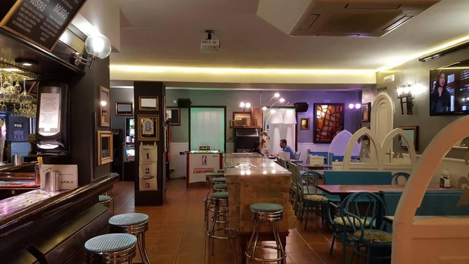 restaurante Taperia Coria Al Karika