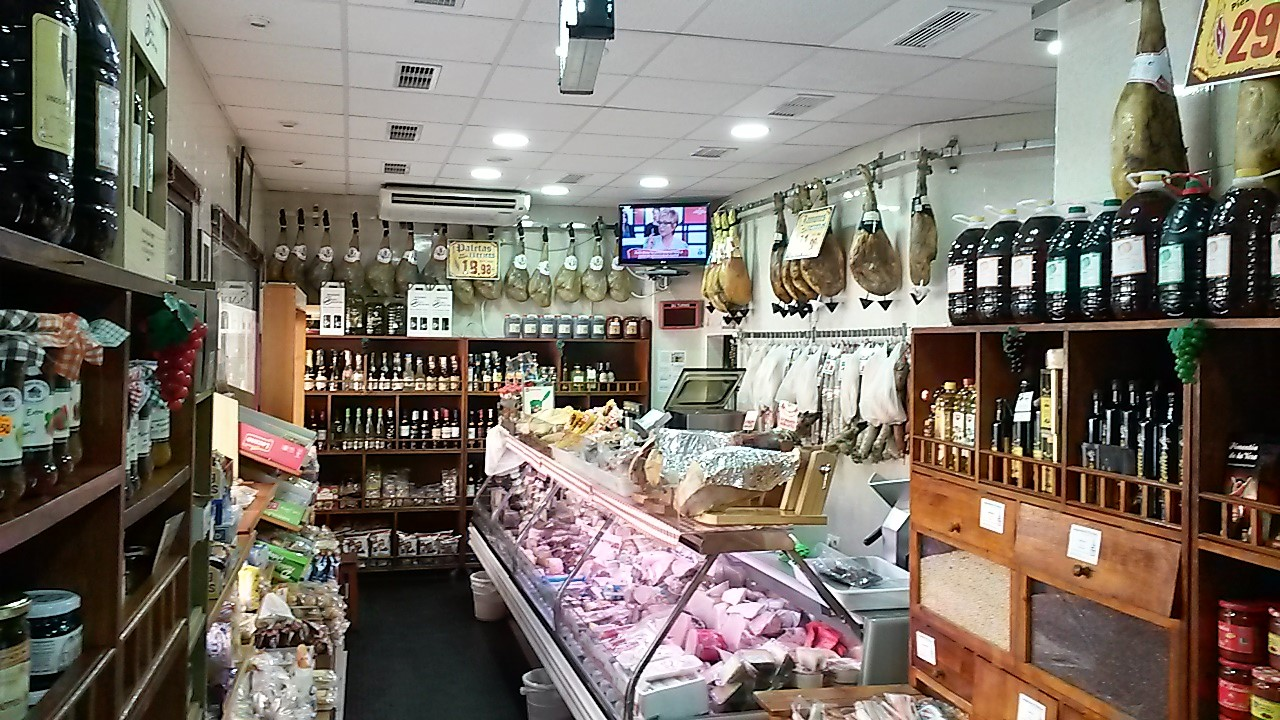 Productos Extremeños Cáceres Jamonería nuevo Caceres