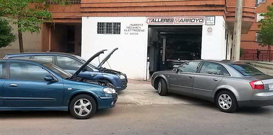 Taller Electromecanica Cáceres Marroyo